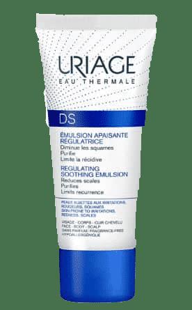 Crème anti dermite séborrhéique de la marque URIAGE
